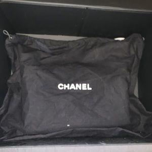 CHANEL Bags - Grey Chanel Boy Bag